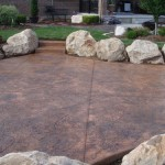 Decorative Concrete in Ogden, UT